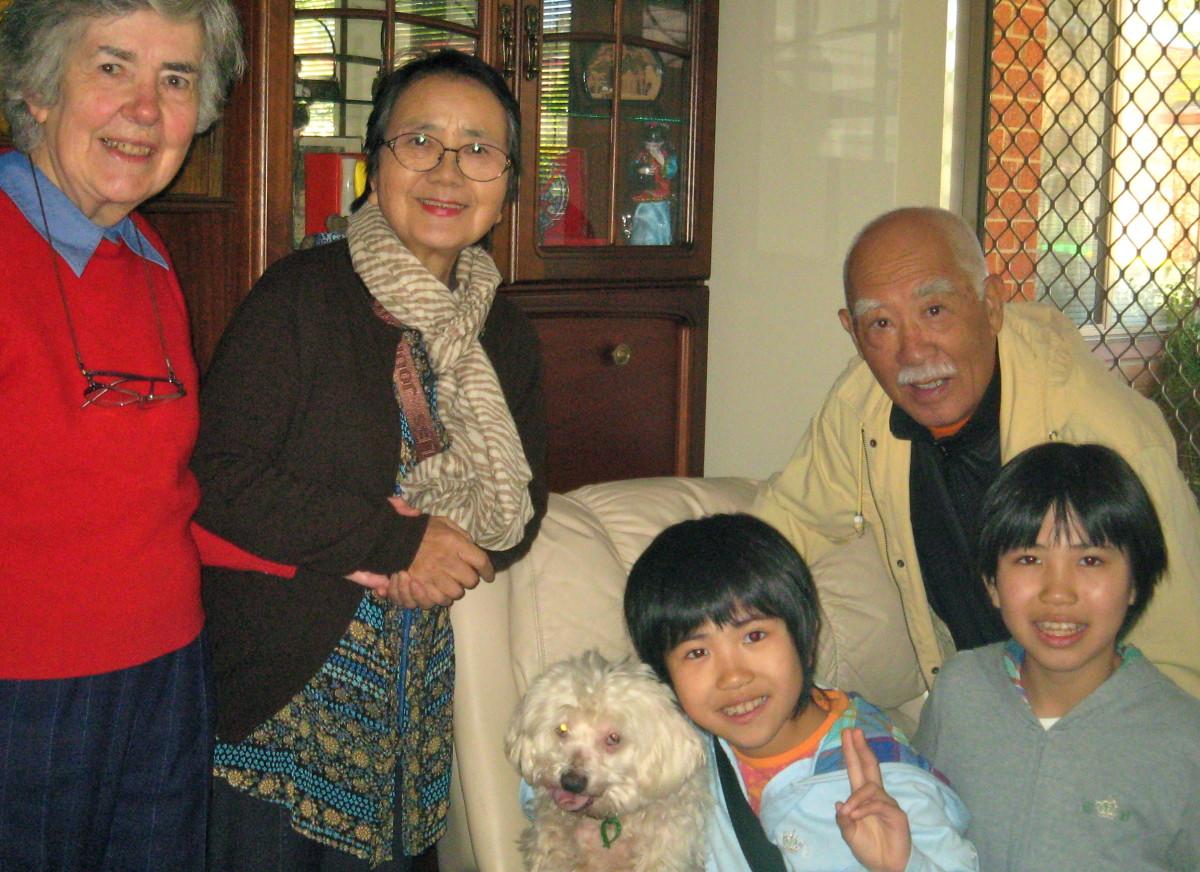 Grandparents and Their Grandchildren