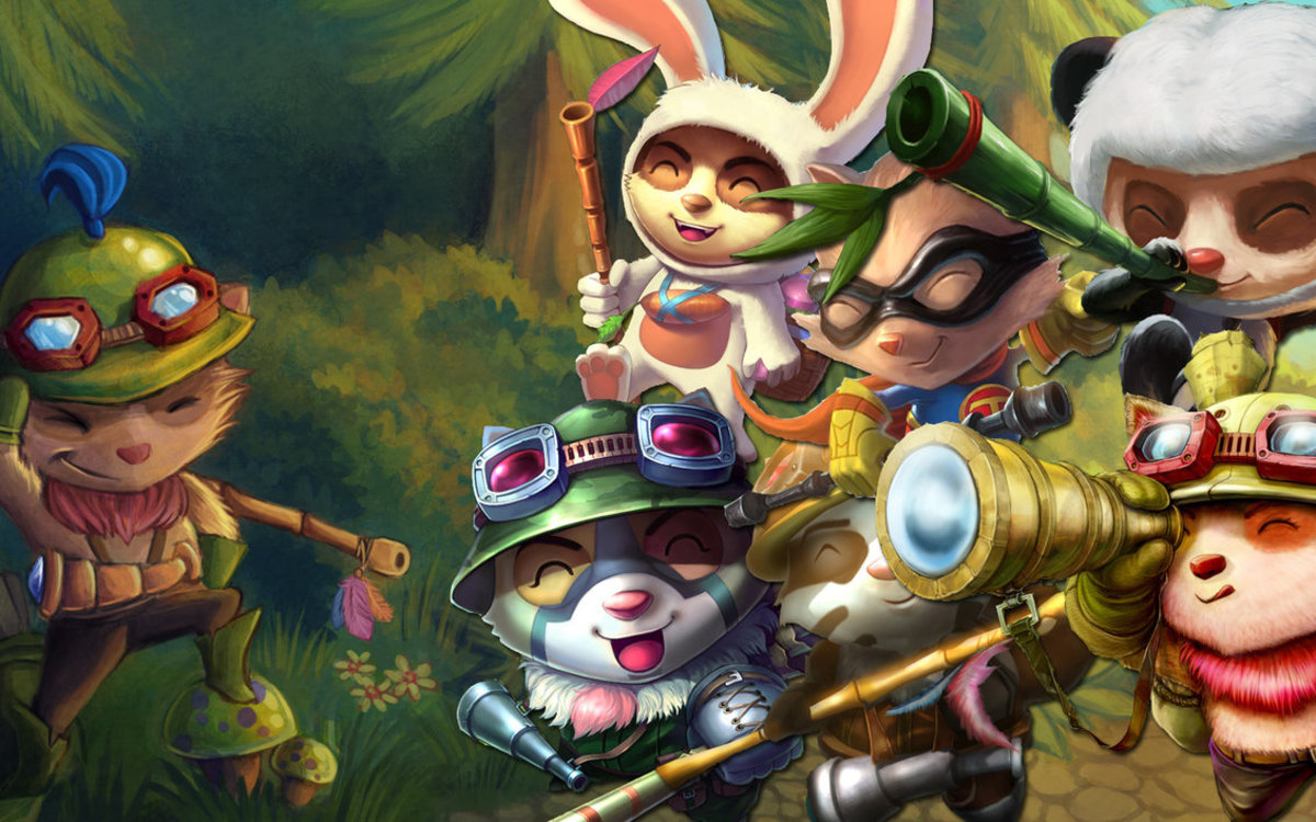 strongest-champion-in-lol-teemo