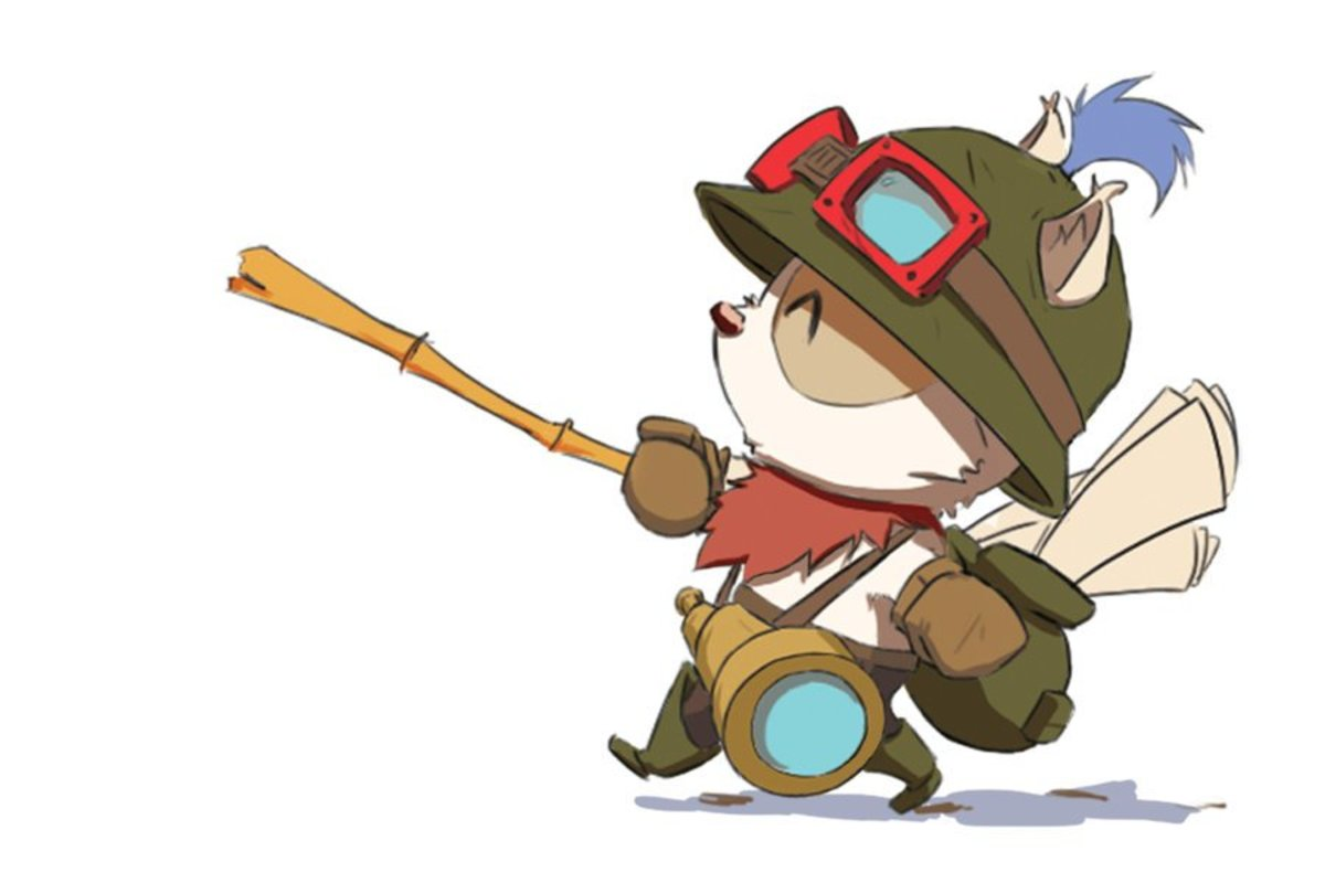 Strongest Champion in LOL: Teemo