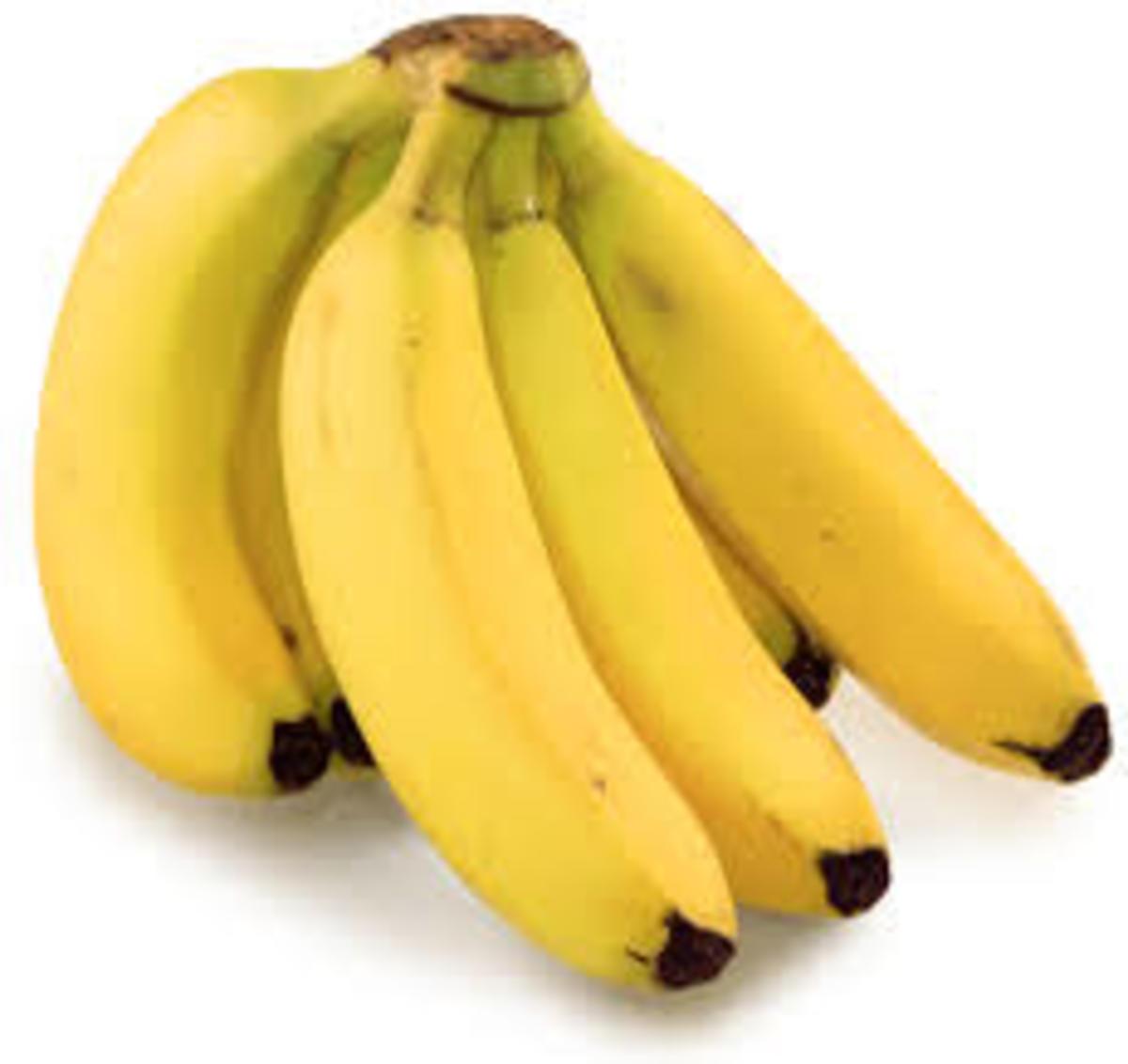 Banana Hair Mask restores hair shine naturally