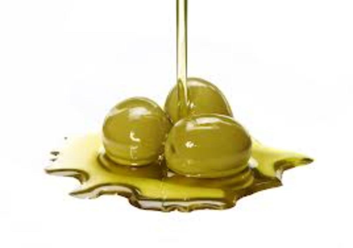 Olive Oil for Hair Nourishing and Strenghtening