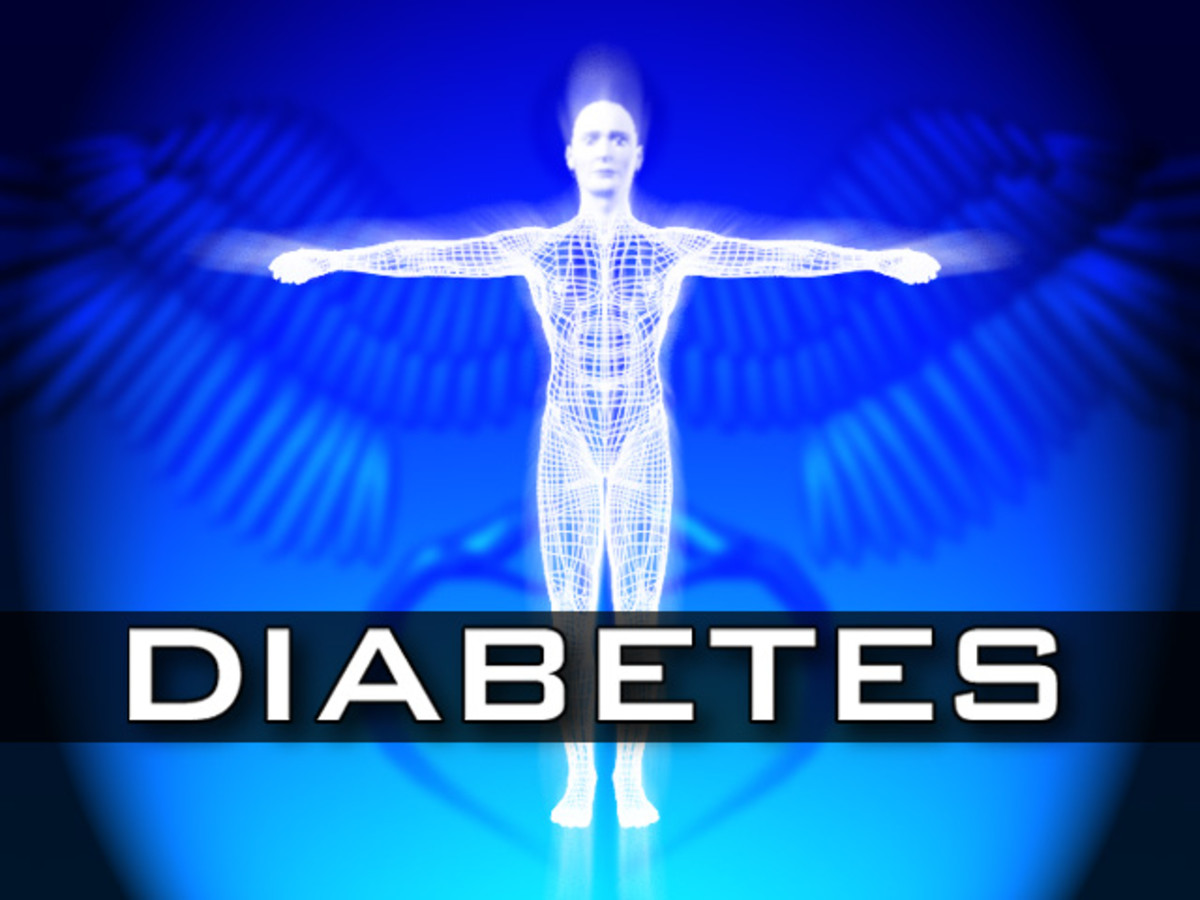 Keep Fit while Fighting Diabetes