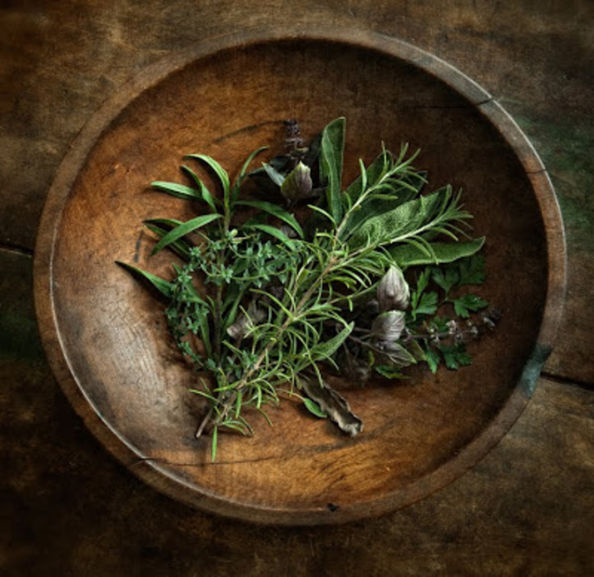 Cure Plantar Warts with Oil of Thyme