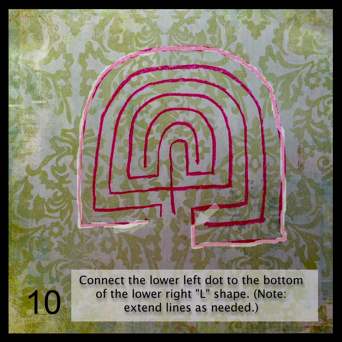how-to-draw-a-labyrinth
