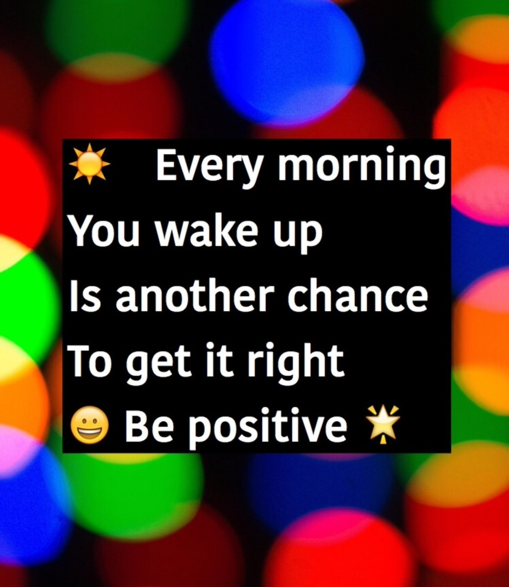 Positivity Quotes, Meme's And Positive Status Updates