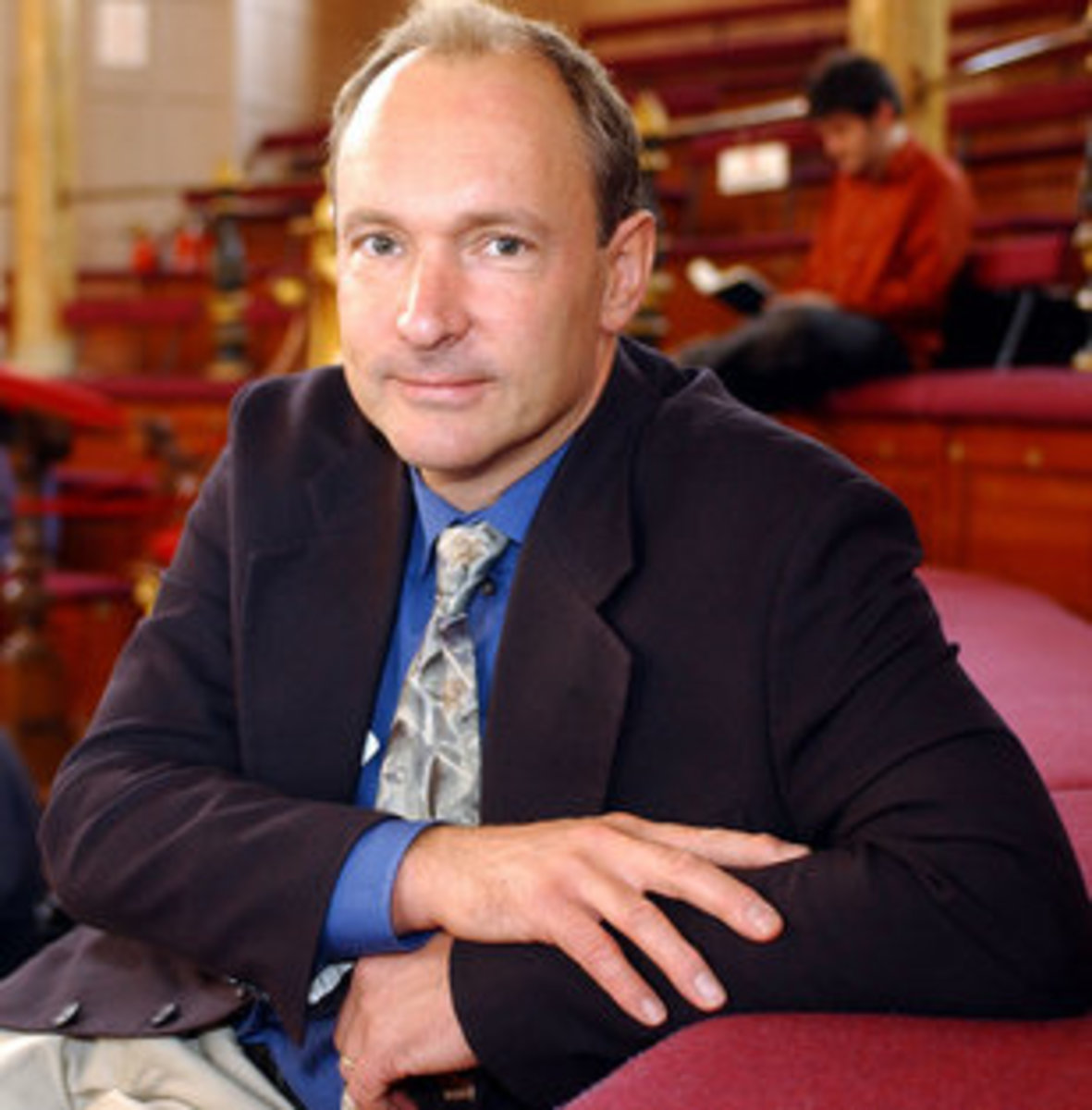 Tim Berners-Lee, Inventor of the Internet