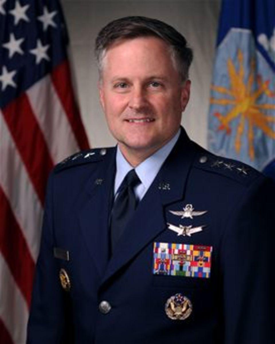 Maj. Gen. William T. Lord