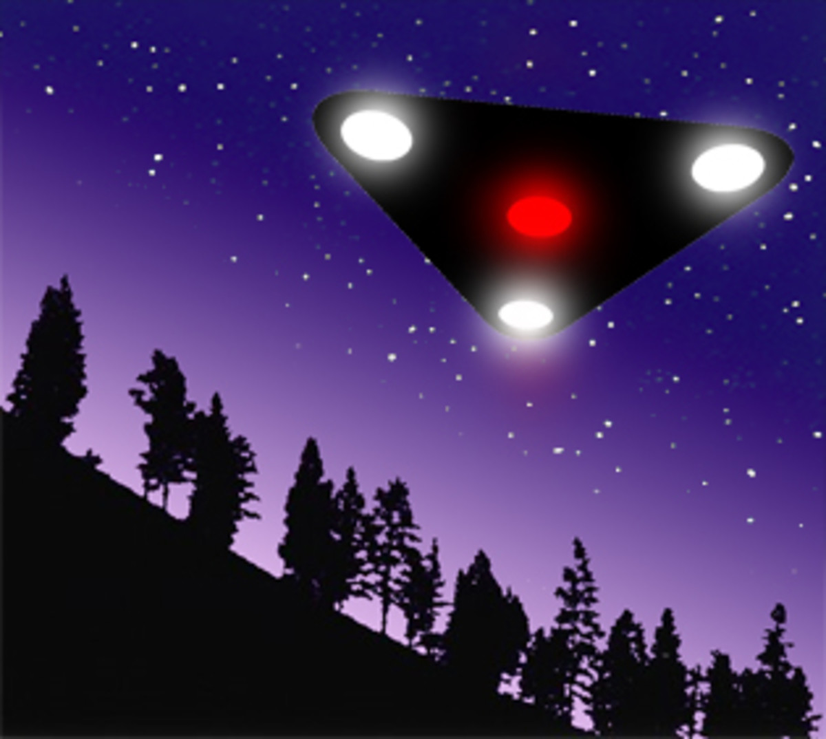 Mysterious sightings of triangle UFOs, Flying Saucers and other types of flying objects have been dismissed as unimportant by the US government, so why is there still so much secrecy about the topic?