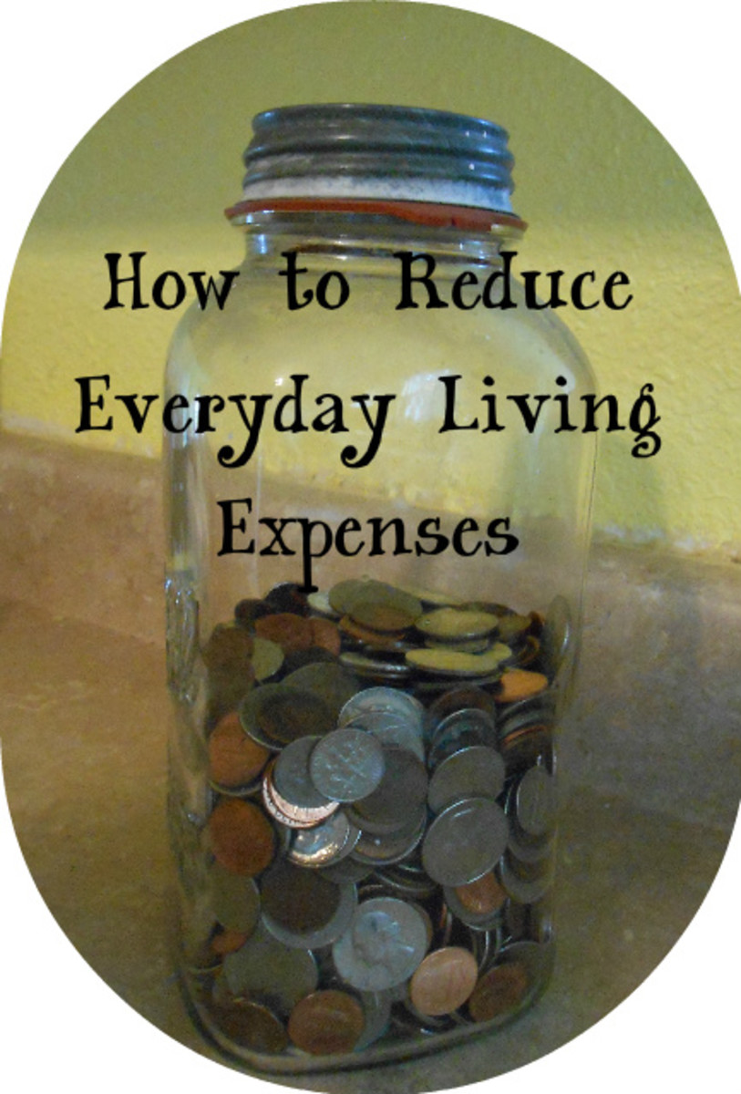 You can save big on everyday living expenses by just giving it a little thought and doing some planning.