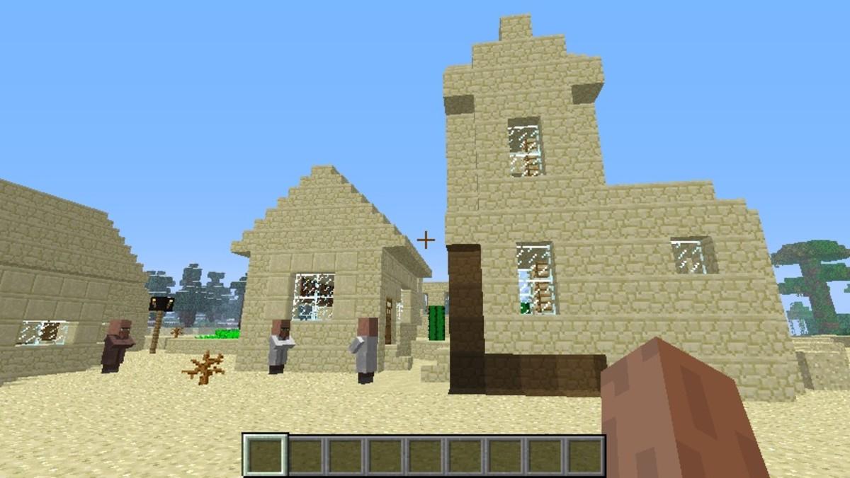 Minecraft NPC village seed list 1.5.2 (videos)