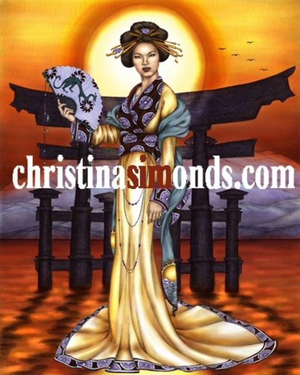Amaterasu - Goddess of Radiance