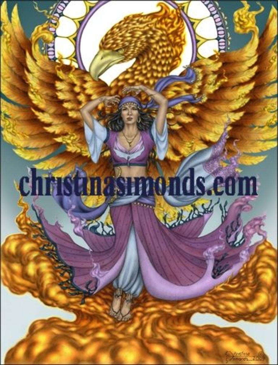 Goddess of Power