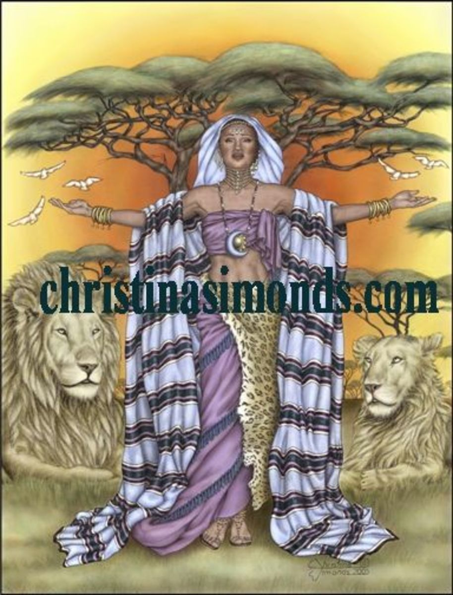 Buku - Mother Goddess of Africa