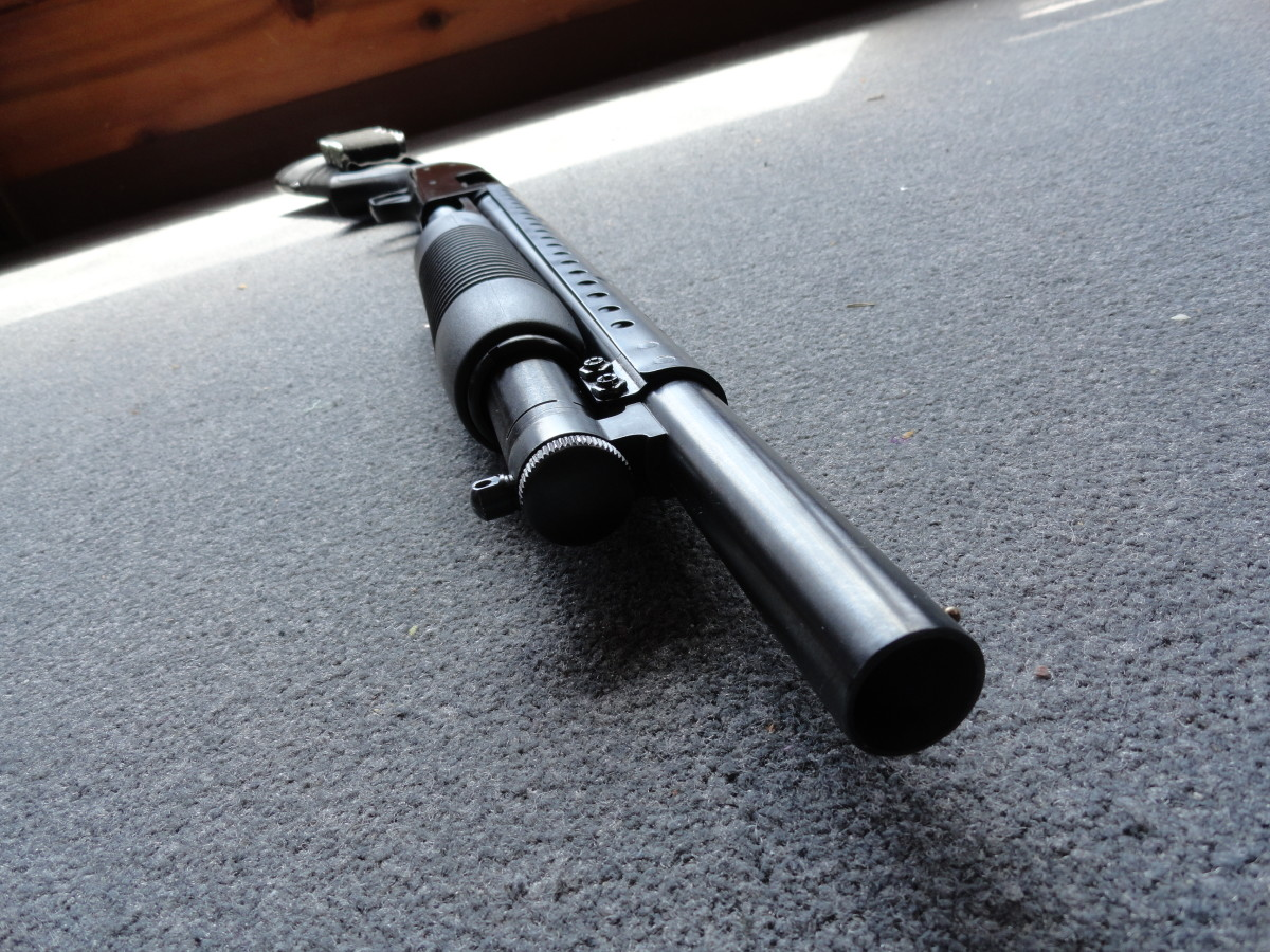 Mossberg 500 Review