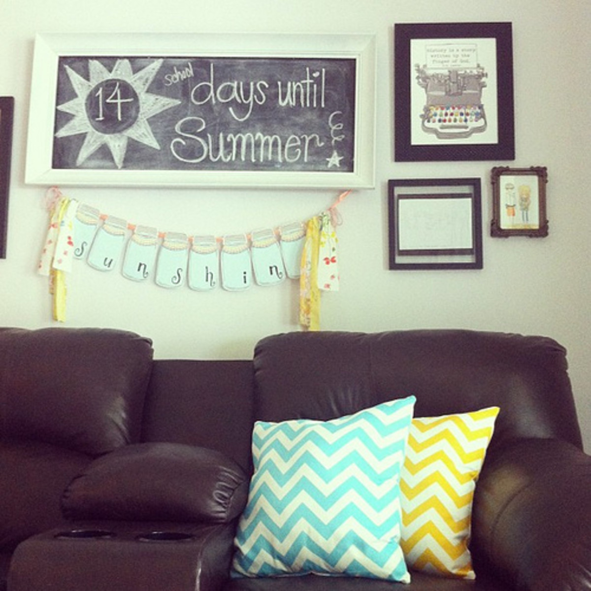 DIY Chevron Pattern Home Décor Ideas And Projects