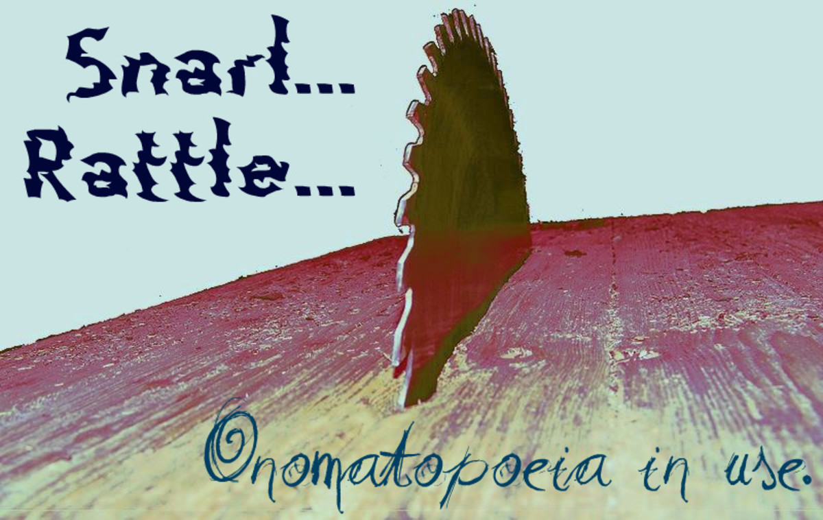 Onomatopoeia -- What It Is and How to Use It