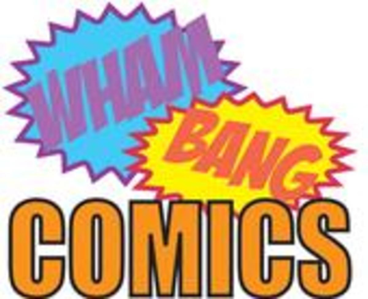 Onomatopoeia -- not just for comic strips anymore.