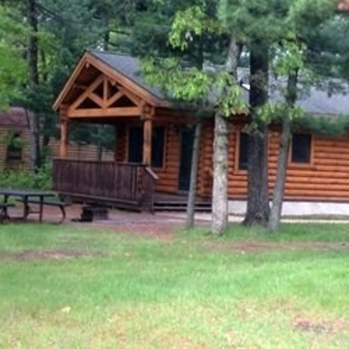 Pine View Campground Fort McCoy, WI
