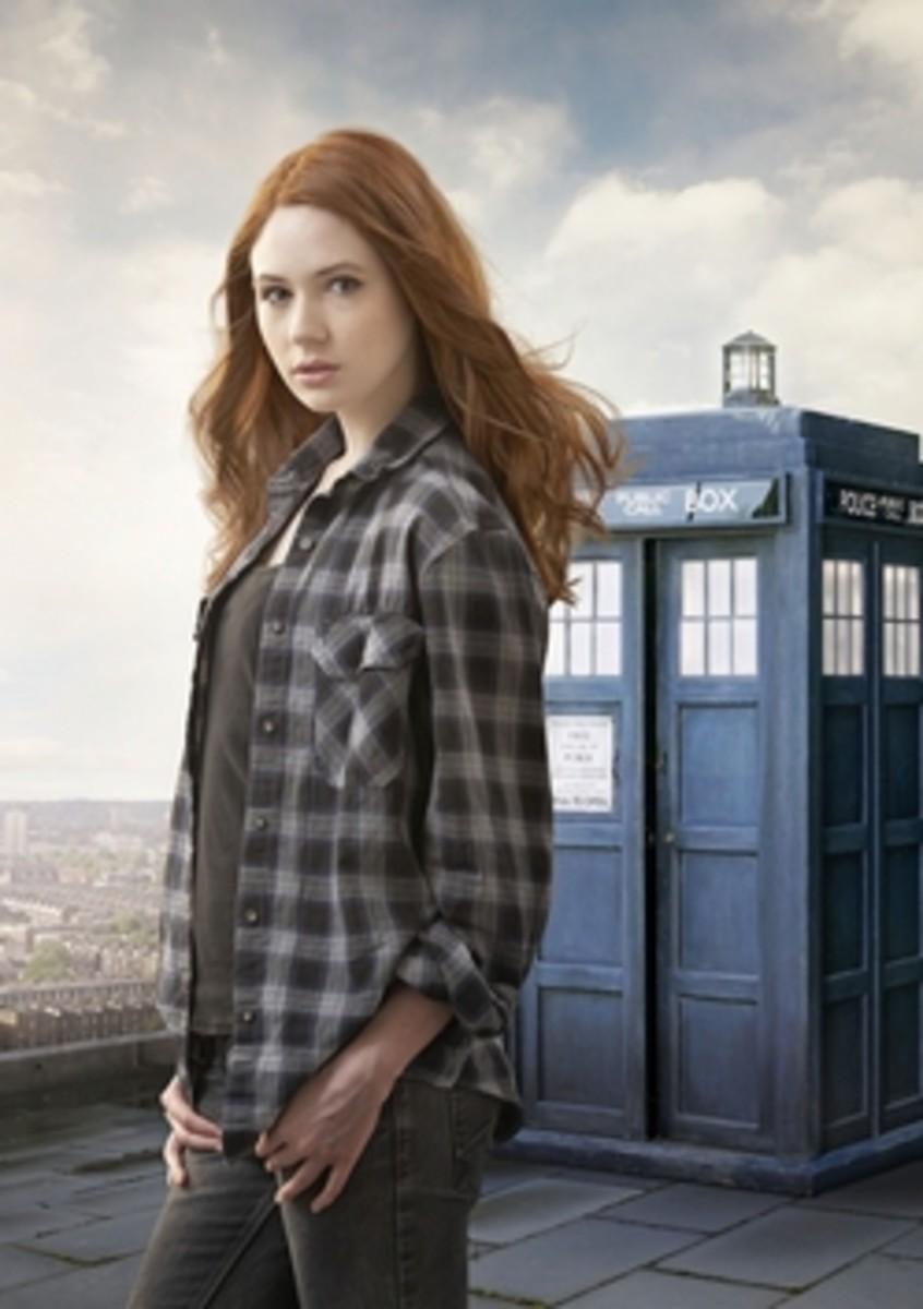 Amelia Pond, The Girl Who Waited.