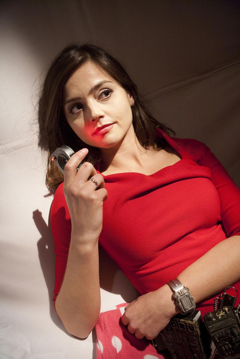 Clara, The Impossible Girl. RYCBAR.