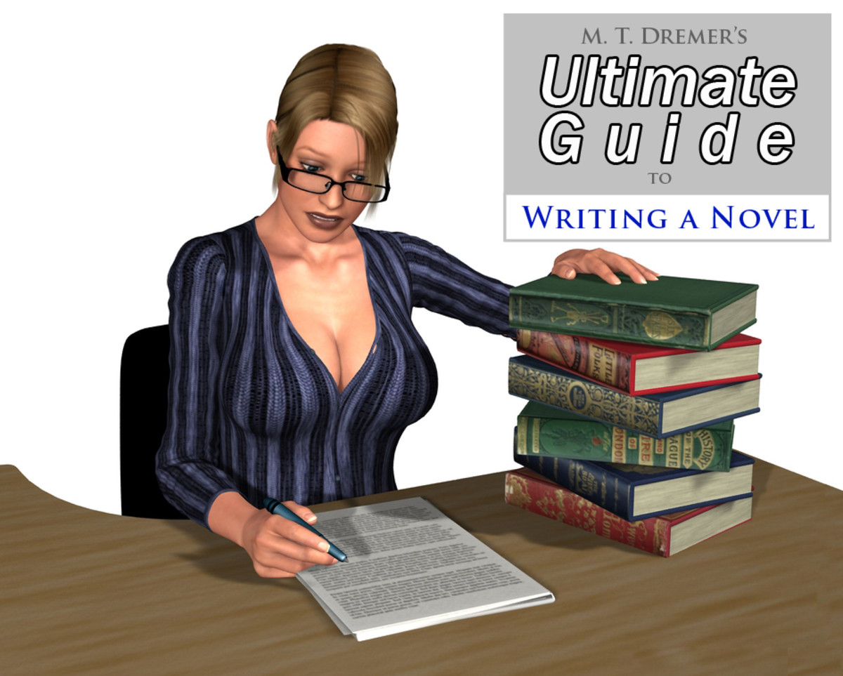Writing a Novel: An Ultimate Resource Guide