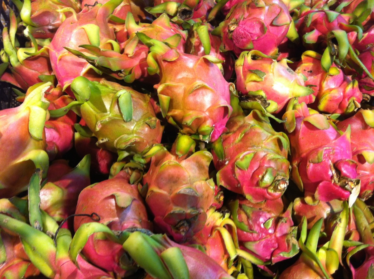 Dragon (Pitaya) Fruit - Nutrients, Nutritional And Health Benefits