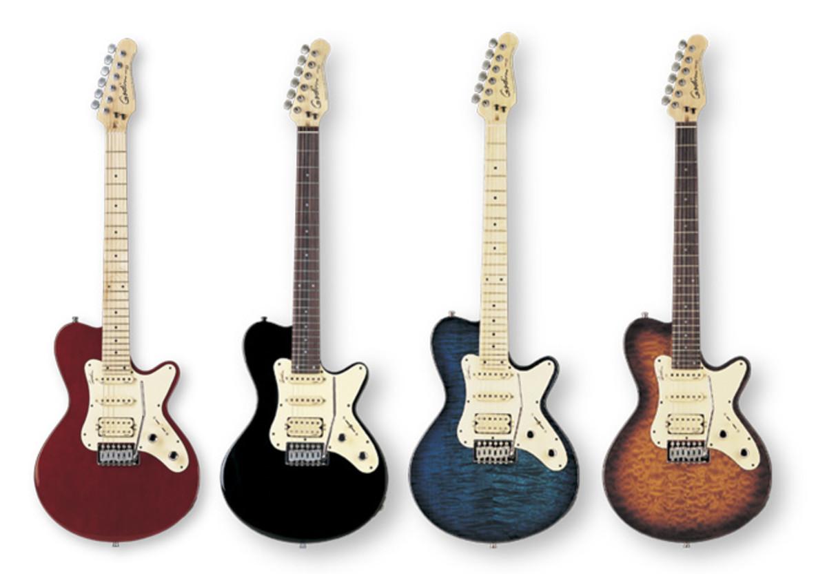 guitar review godin sd hubpages. Black Bedroom Furniture Sets. Home Design Ideas