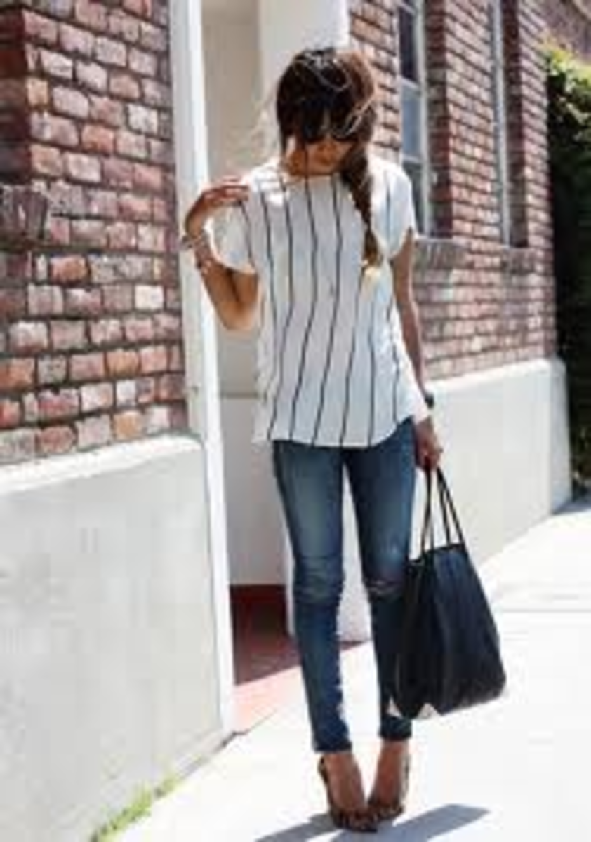 Jeggings look casual or smart