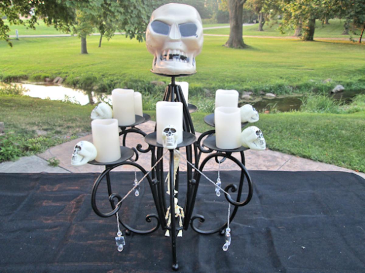 Skull featured design