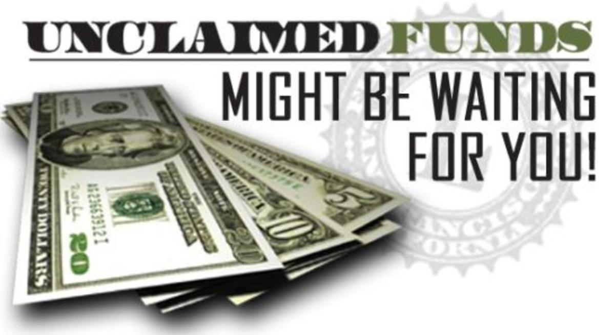 Everyone needs more money! Find my money!