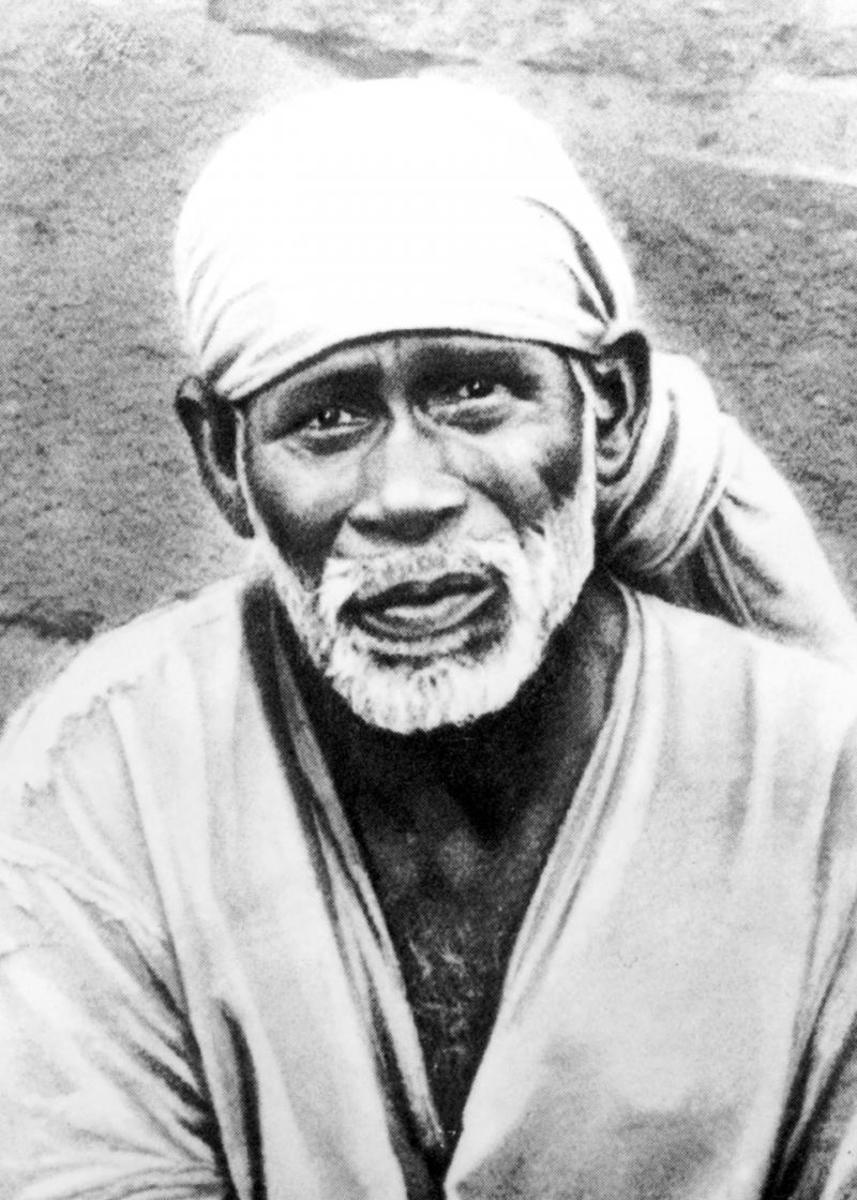 Shirdi Baba asked the devotees only for Shraddha and Saburi - faith and perseverance.