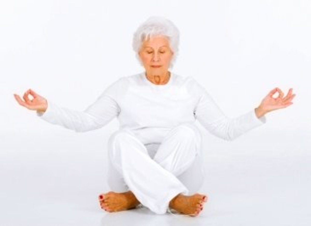 Yoga and meditation will help you to relax and find true inner peace.