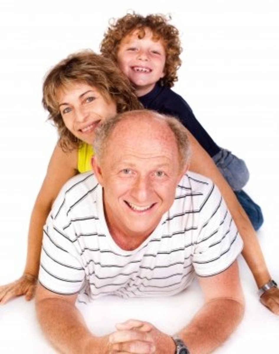 Spend more time with your grandchildren after your retirement. Your grandkids will remember these memories forever.