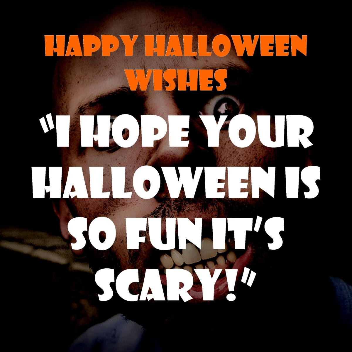 Happy Halloween Quotes Funny: Happy Halloween Wishes, Messages, And Quotes