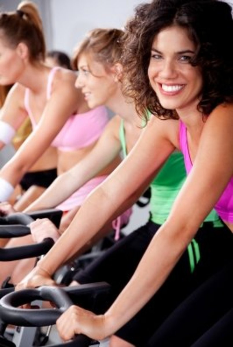 Get an annual gym membership for the entire family so everyone can squeeze in at least one or two weekly visits to your local fitness center.