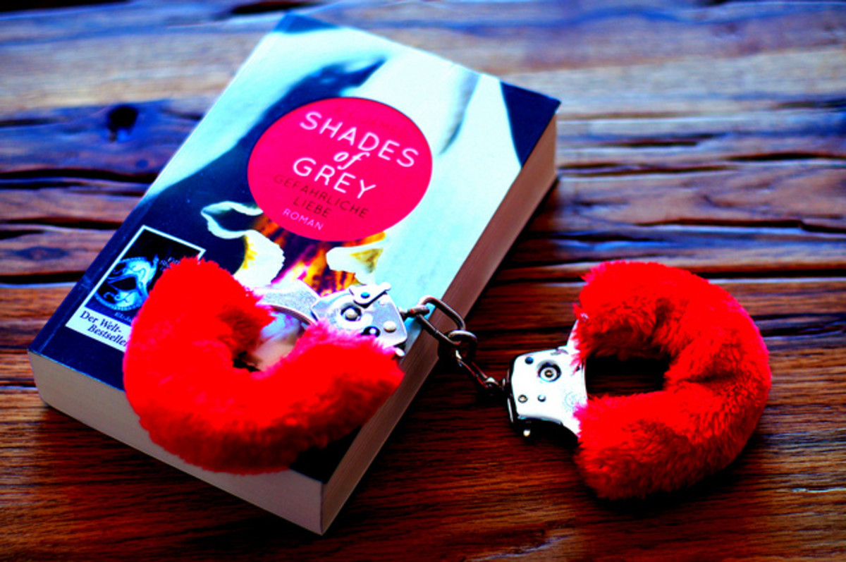 Fifty Shades of Grey is one of the more popular examples of fan fiction out there. It actually outsold Harry Potter!