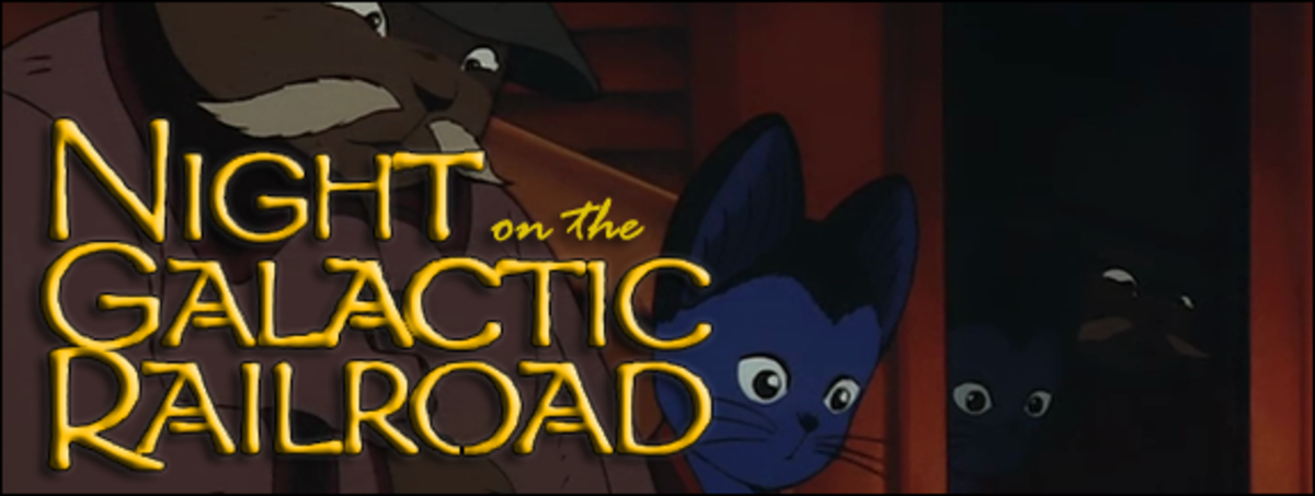 Night on the Galactic Railroad - Anime Film Review