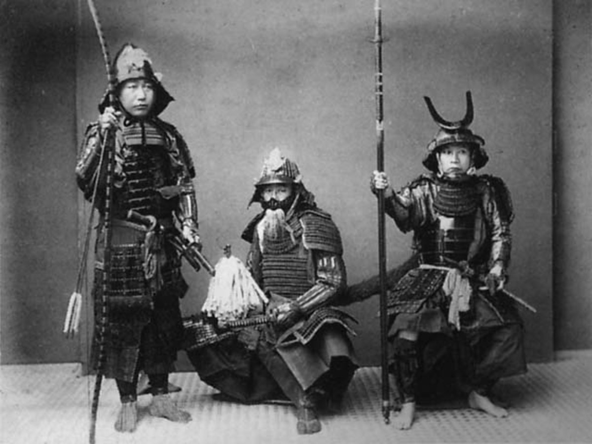 What are some good sources to write my paper on samurais?