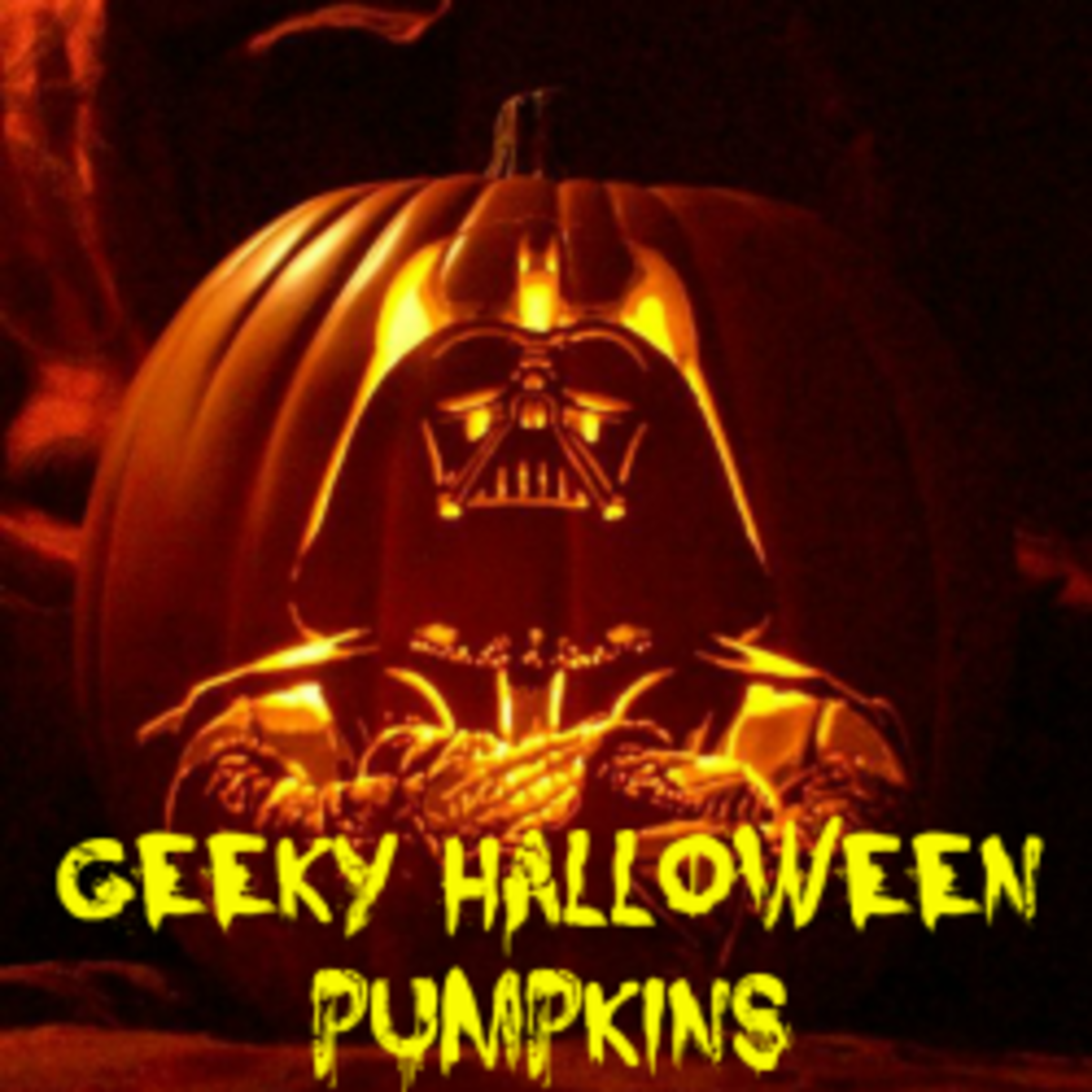 Geeky Halloween Pumpkins - Carvings Beyond Your Wildest Imagination