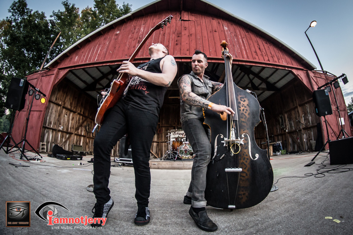 Symco Shakedown: The Best Hot Rod and Rockabilly Party in the Midwest