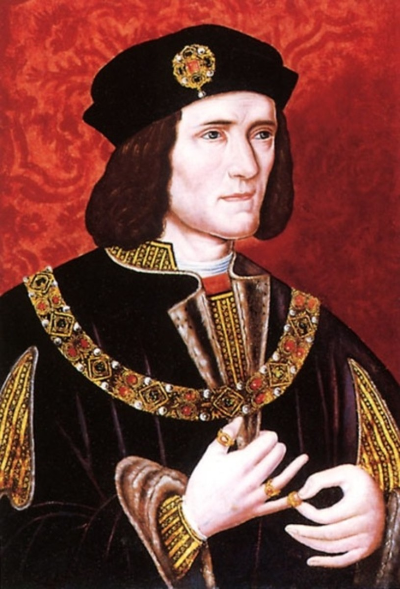 Richard III: Truly Evil?