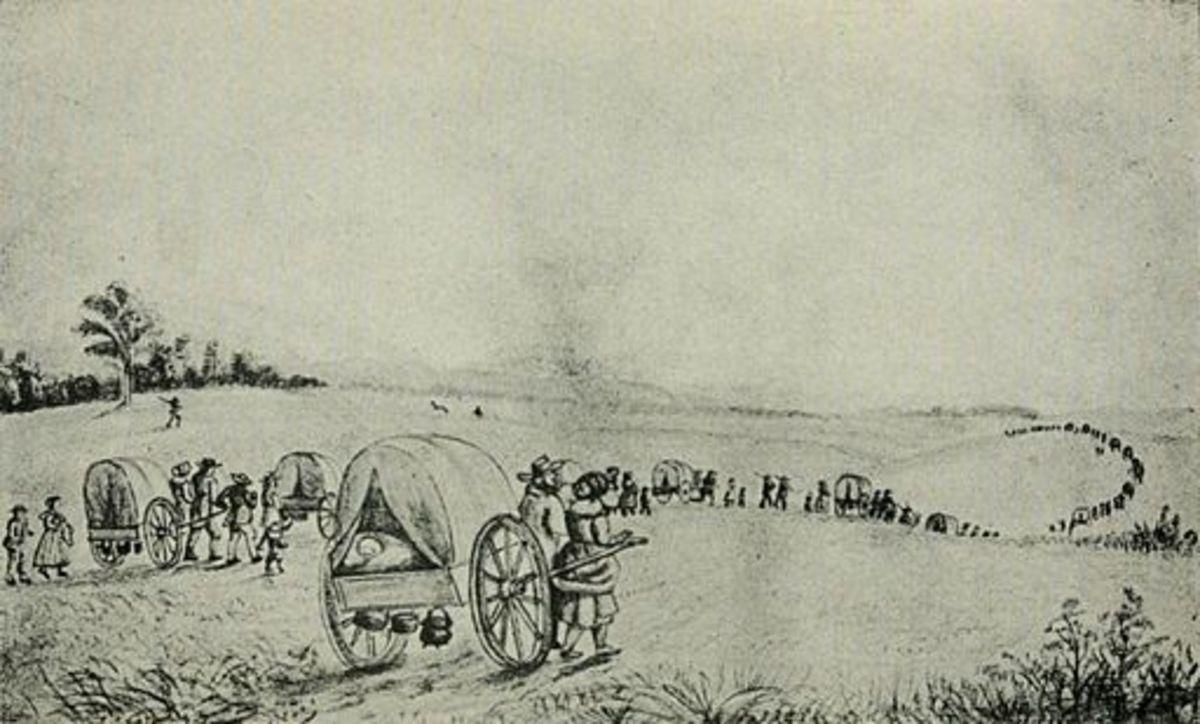 Mormon Handcart Story: The Thirteen Hundred Mile Journey Of Faith