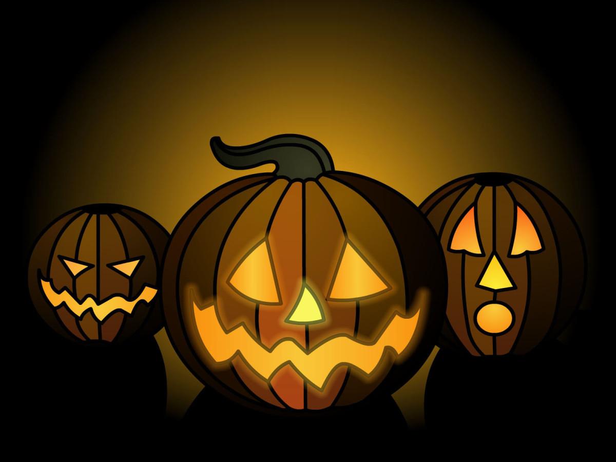 Halloween Scavenger Hunt for Teens.