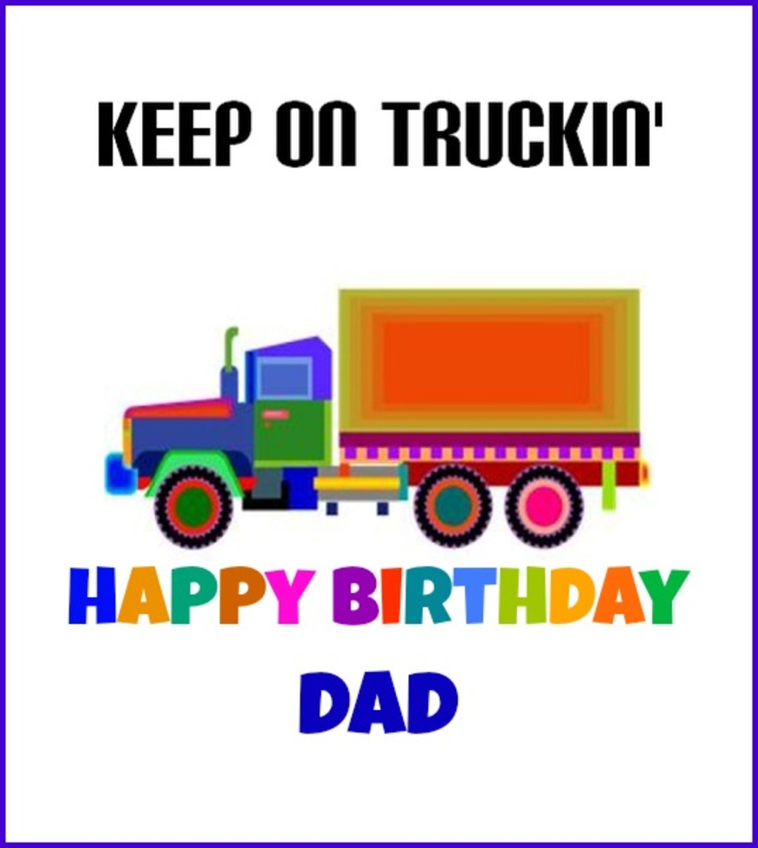 ECard for Dad's Birthday