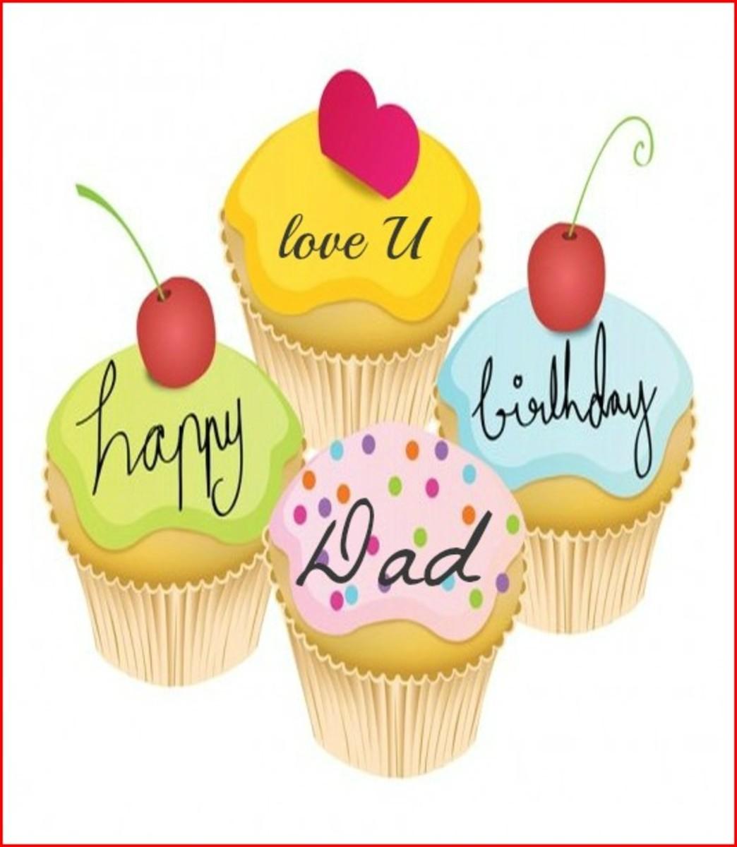 Dad Birthday Ecard