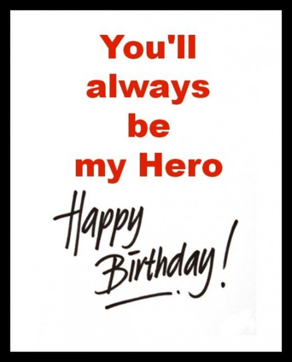 Superman Birthday Dad Inside Greeting Card