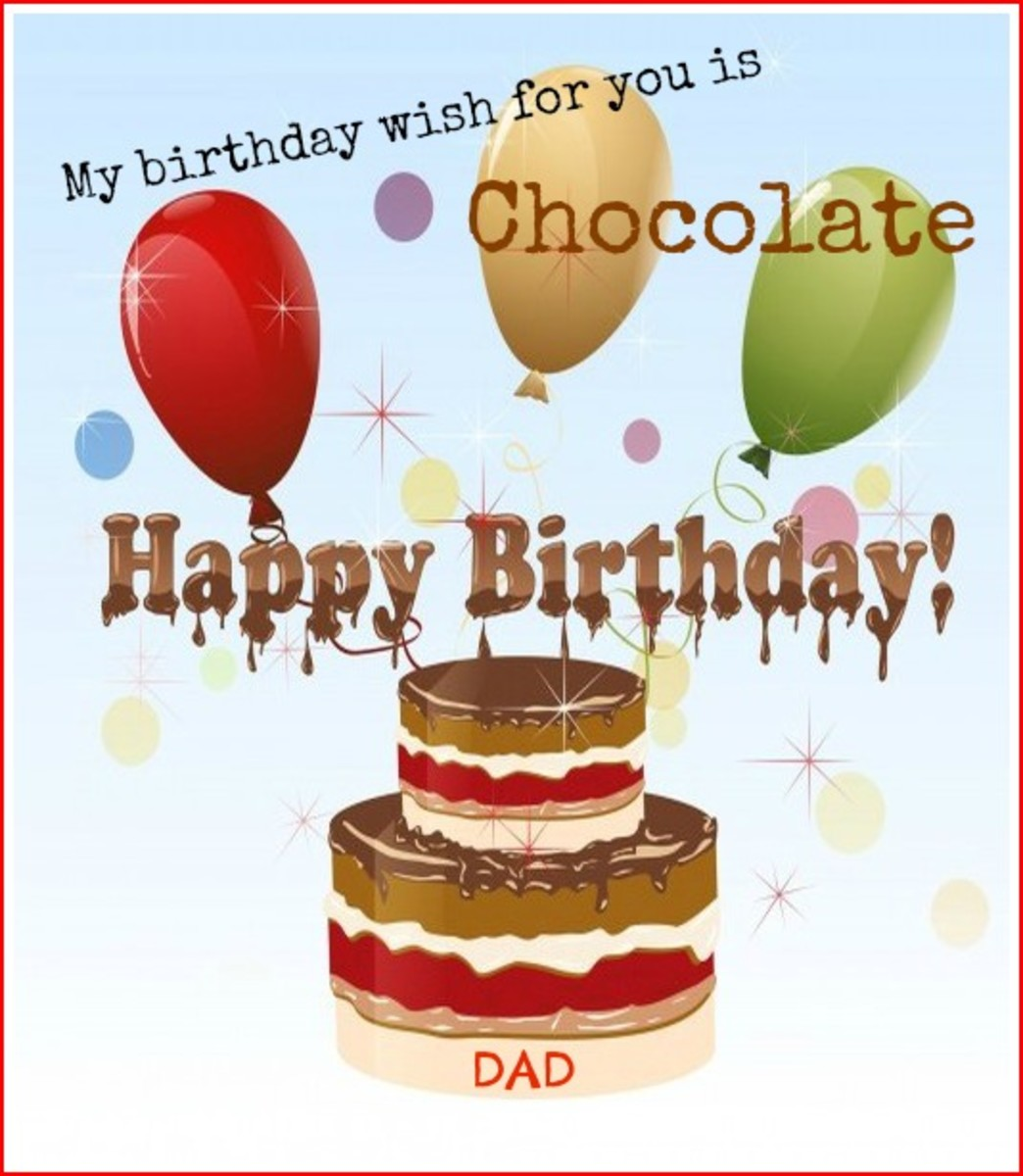 Free E Birthday Card for Dad