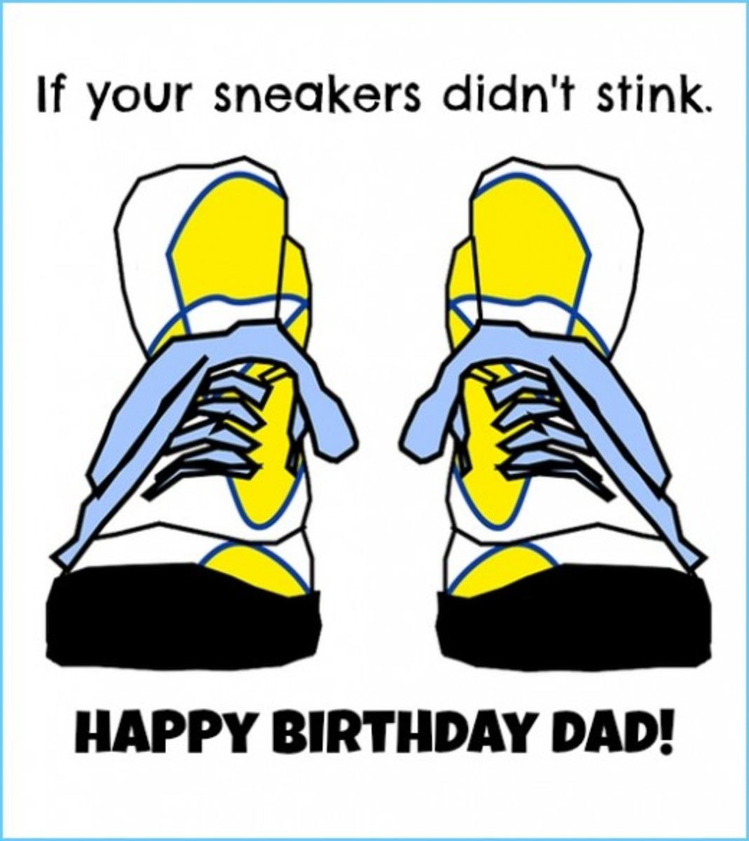 Inside Funny Birthday Wishes for Sports Dad