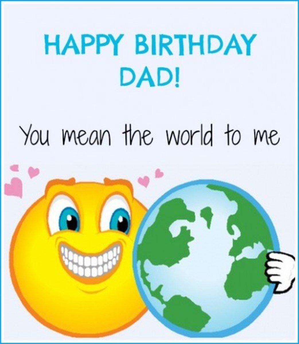 Birthday cards for dad inside printable birthday card