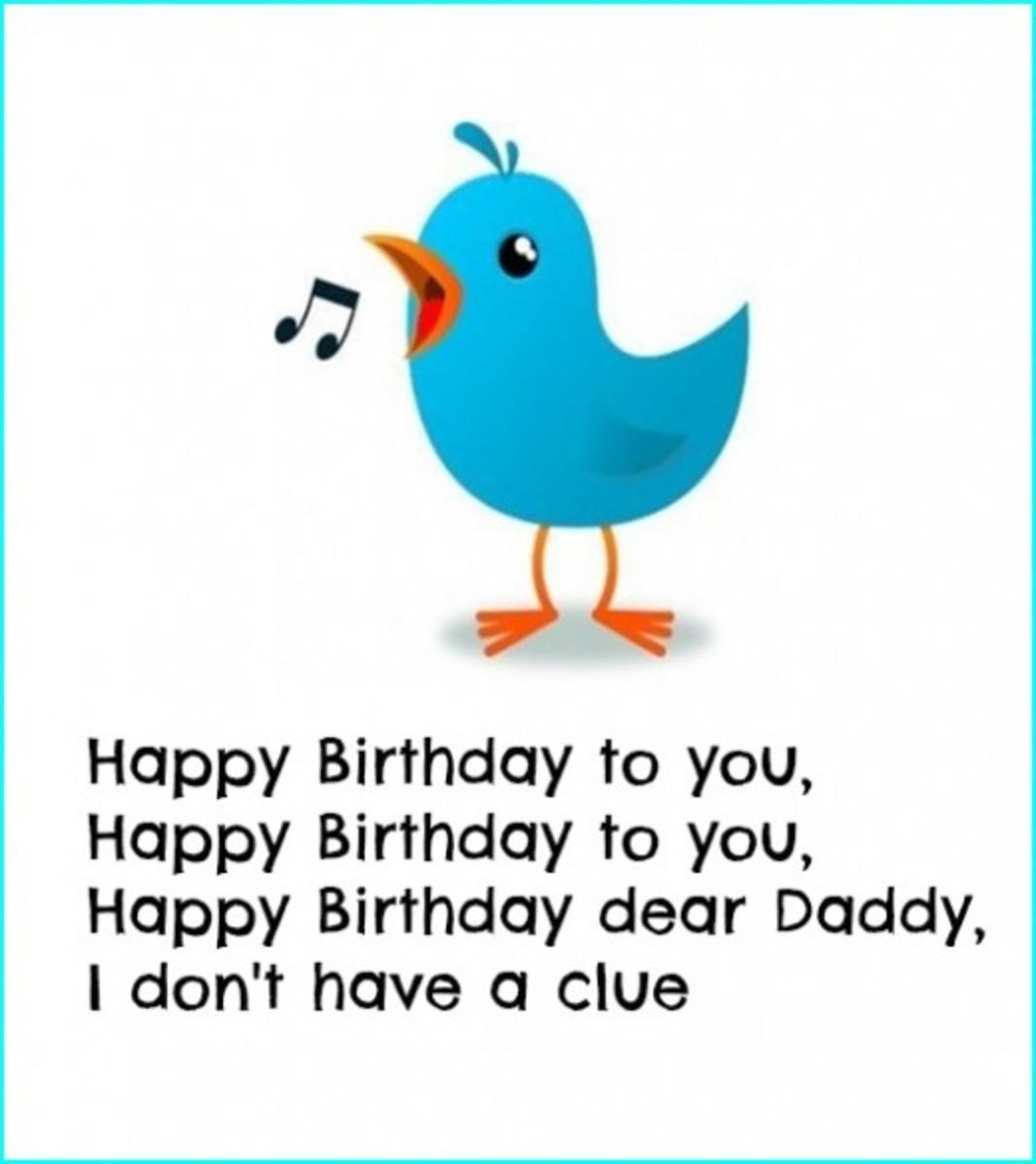 Birthday Poem for Dad